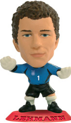 Jens Lehmann   Germany Home Goalkeeper