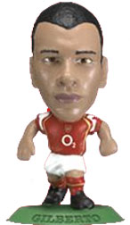 Gilberto Silva   Arsenal Home