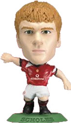 Paul Scholes   Manchester United Home
