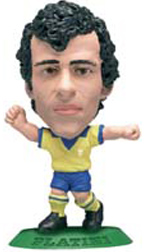 Michel Platini   Juventus Away