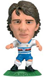 Roberto Mancini   Sampdoria Away