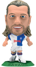 Robbie Savage   Blackburn Rovers Home