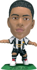 Jermaine Jenas   Newcastle United Home