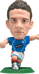 Barry Ferguson   Rangers Home
