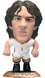 Carles Puyol   Spain Away