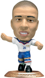 David Trezeguet   France Away