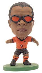Edgar Davids   Netherlands Home