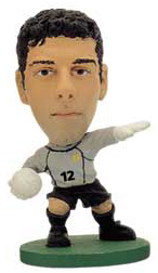 Francesco Toldo   Italy Home Goalkeeper