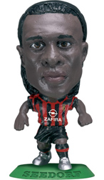 Clarence Seedorf   AC Milan Home
