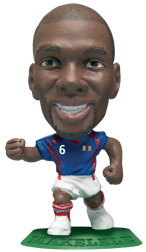 Claude Makelele   France Home