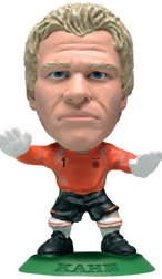 Oliver Kahn   Germany Home Goalkeeper