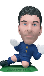 Gianluigi Buffon   Italy Home Goalkeeper