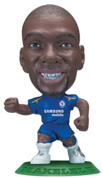 Claude Makelele   Chelsea Home