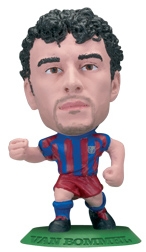 Mark Van Bommel   Barcelona Home