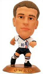 Michael Owen   England Home