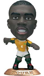 Kolo Toure   Ivory Coast Home (2004/05)
