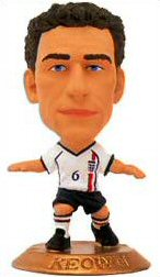 Martin Keown   England Home