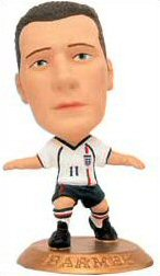 Nicky Barmby   England Home