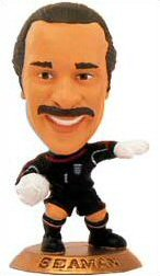 David Seaman   England Home Goalkeeper