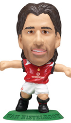 Ruud Van Nistelrooy   Manchester United Home