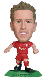 Peter Crouch   Liverpool Home