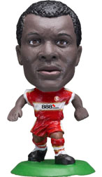 Aiyegbeni Yakubu   Middlesbrough Home