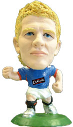 Chris Burke   Rangers Home