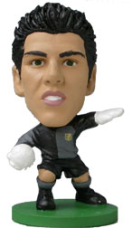 Victor Valdes   Barcelona Home Goalkeeper