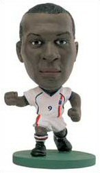 Emile Heskey   England All White