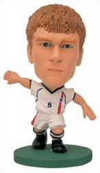 Paul Scholes   England All White