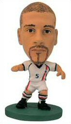 Rio Ferdinand   England All White