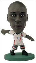 Sol Campbell   England All White