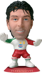 Gianluigi Buffon   Juventus Away Goalkeeper