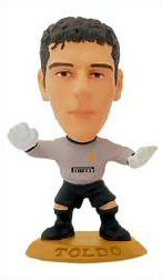 Francesco Toldo   Internazionale Home Goalkeeper