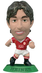 Gabriel Heinze   Manchester United Home
