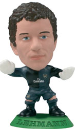 Jens Lehmann   Arsenal Home Goalkeeper