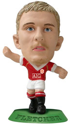 Darren Fletcher   Manchester United Home