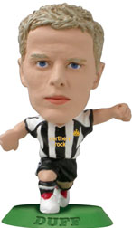 Damien Duff   Newcastle United Home