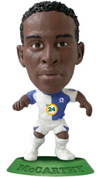 Benni McCarthy   Blackburn Rovers Home