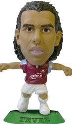 Carlos Tevez   West Ham United Home