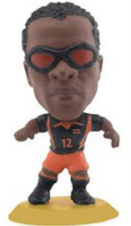 Edgar Davids   Netherlands Away