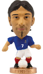 Robert Pires   France Home