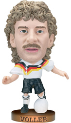 Rudi Voller   West Germany 1990/91 Home
