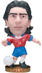Marcelo Salas   Chile 1998 Home