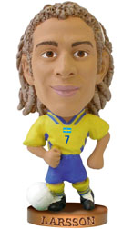 Henrik Larsson   Sweden Away (1994)