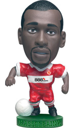 Jimmy Floyd Hasselbaink   Middlesbrough Home (2004/05)