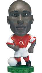 Sol Campbell   Arsenal Home (2004/05)