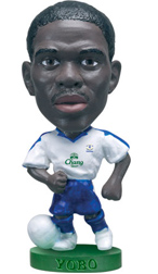 Joseph Yobo   Everton Away (2004/05)