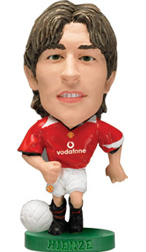 Gabriel Heinze   Manchester United Home (2004/05)