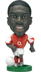 Kolo Toure   Arsenal Home (2004/05)